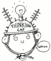 Thinking Cap ImageThinking Cap Image
