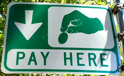 Pay Here Image