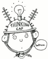 Thinking Cap ImageThinking Cap Image