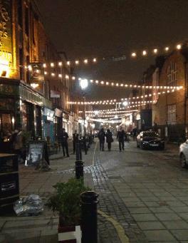London Street Scape