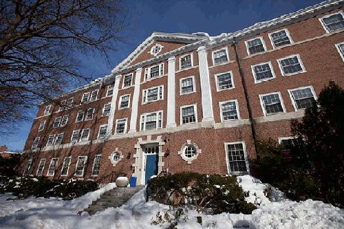 Longfellow Hall.HGSE
