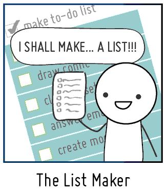 The List Maker