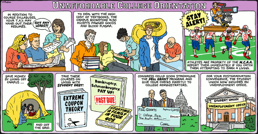 UnaffordableCollege